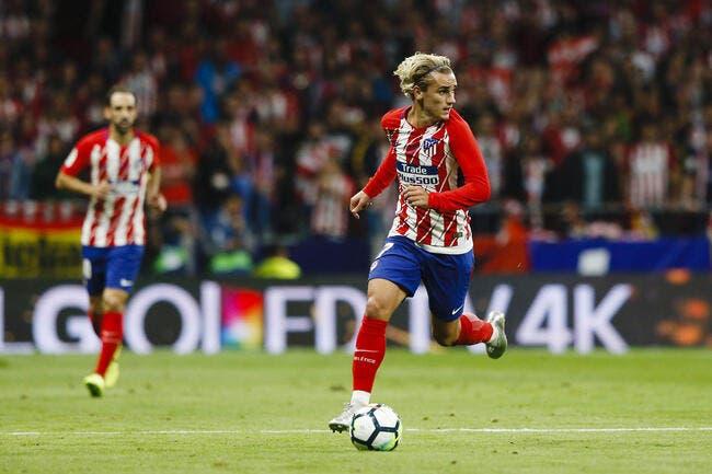 Atl. Madrid: Victoire à Bilbao avec un Griezmann inspiré
