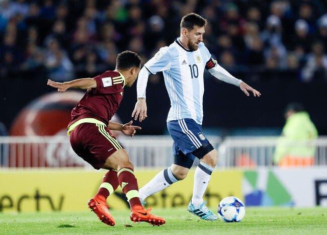 L'Argentine en a marre de voir Messi marquer avec le Barça