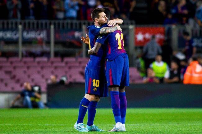 Liga : Quadruplé pour Messi, déjà à neuf buts !