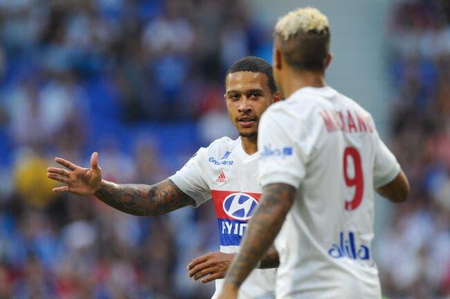 OL : Ces deux joueurs qui mettent en danger l'attaque de Lyon