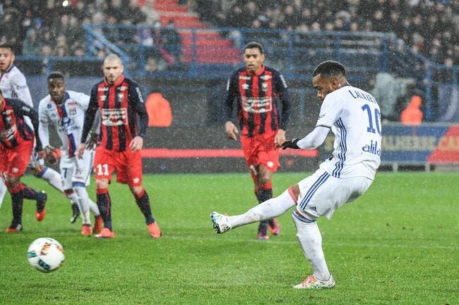 OL : Lyon réclame un pénalty, un club de L1 réagit