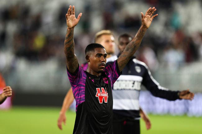 FCGB: Pour Malcom, Bordeaux va bientôt crier victoire