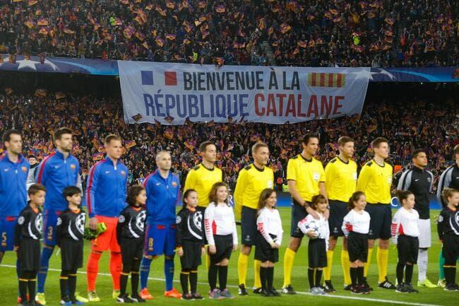 Liga : La Catalogne indépendante ? Le Barça réagit