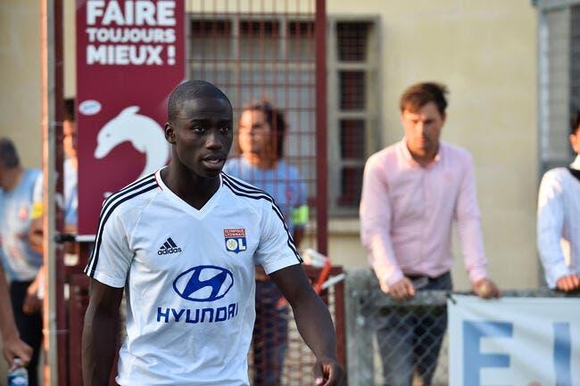 OL: Lyon n'est pas un tremplin prévient un espoir du club