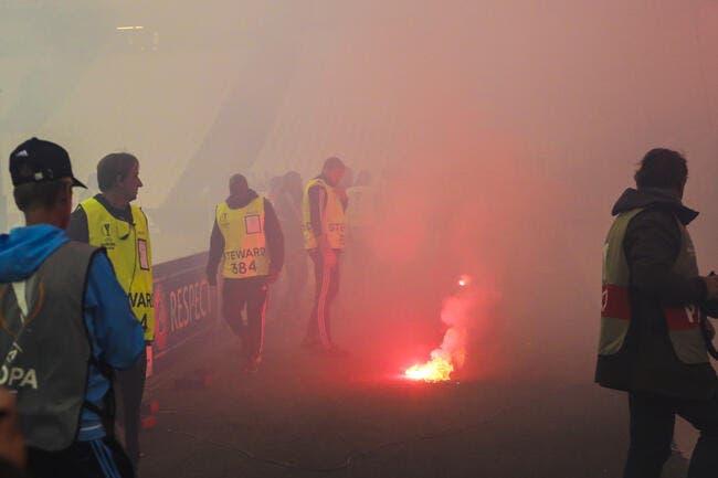OM : Fumigènes, pétards, enquête de l'UEFA ouverte