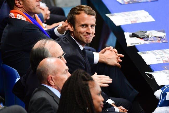 PSG : Neymar à l'OM, même Macron en rêve