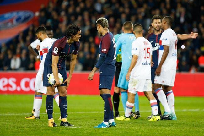 PSG : Neymar a présenté ses excuses à Cavani