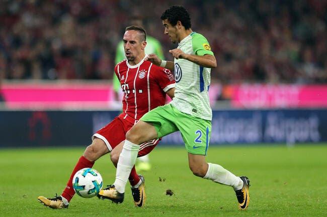 Le Bayern Munich surpris par Wolfsburg
