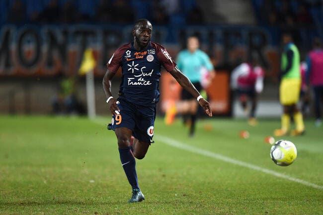 MHSC: Le PSG a peur d'Ikoné, qui ne jouera pas
