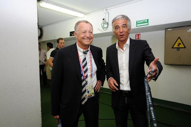 OGCN: Pour Rivère, Aulas ferait mieux d'applaudir le PSG