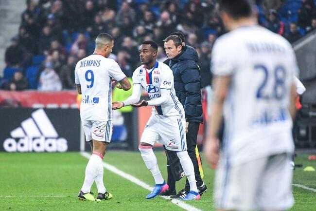 OL : Surprise, Genesio largue Cornet et Depay contre Dijon