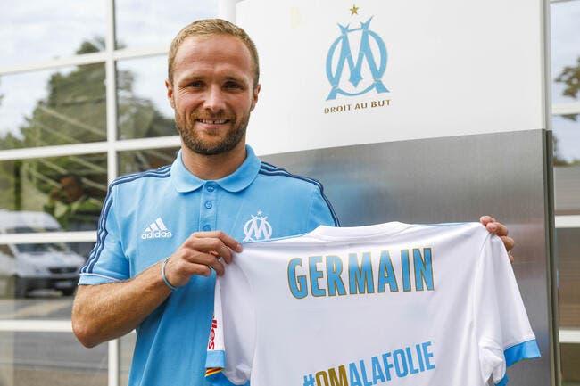OM : SC Amiens, Germain pas jaloux de Clinton Njie