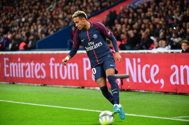PSG: Neymar absent du groupe contre Montpellier