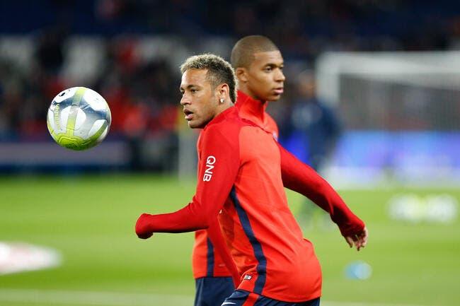 PSG : Neymar, Di Maria et Pastore absents à Montpellier
