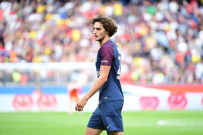 Paris tente d'amadouer Rabiot avec une promotion — PSG