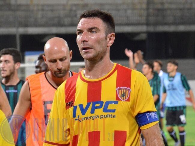 Fabio Lucioni contrôlé positif — Serie A-dopage