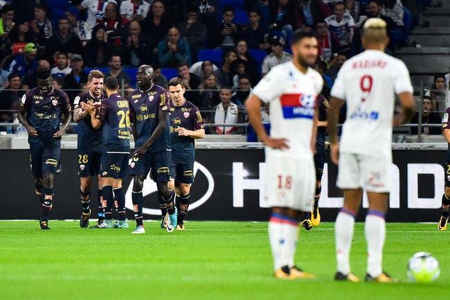 DFCO : Dijon rêvait d'un coup à Lyon et l'a fait