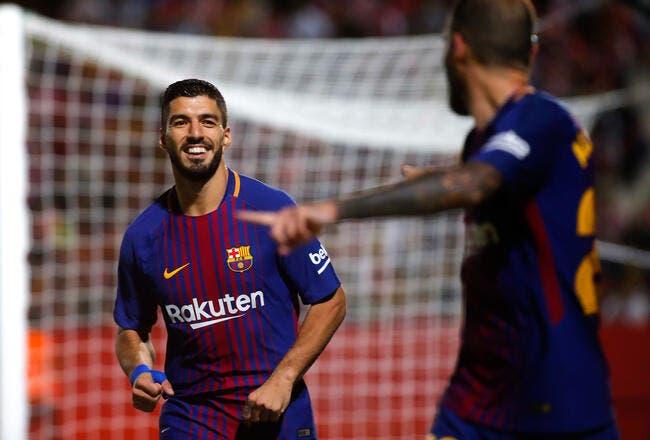 Liga : Barcelone garde son avance sur Madrid