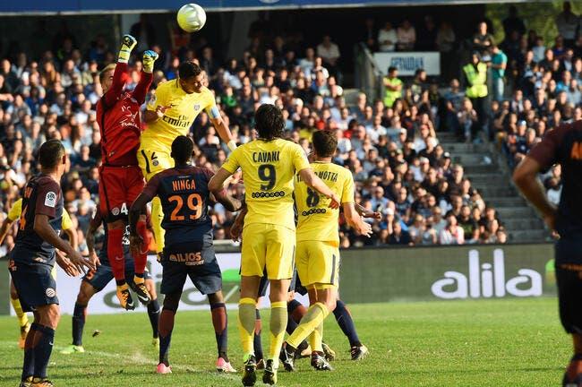 MHSC : Un penalty oublié pour le PSG ? Der Zakarian dit non