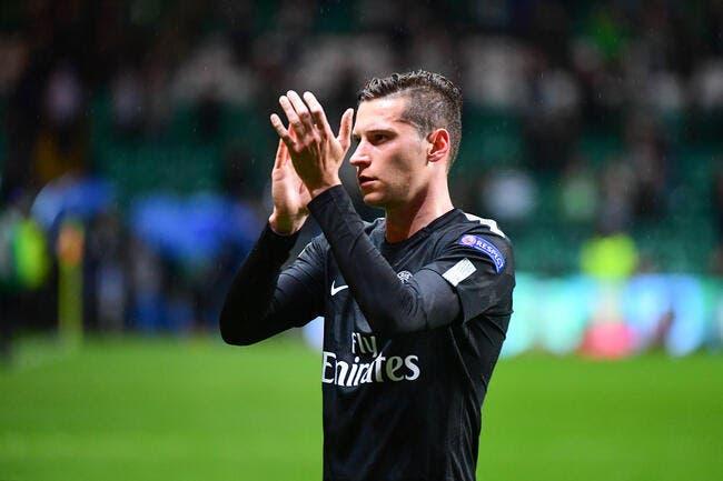 PSG: Emery aligne Draxler pour mieux s'en débarrasser