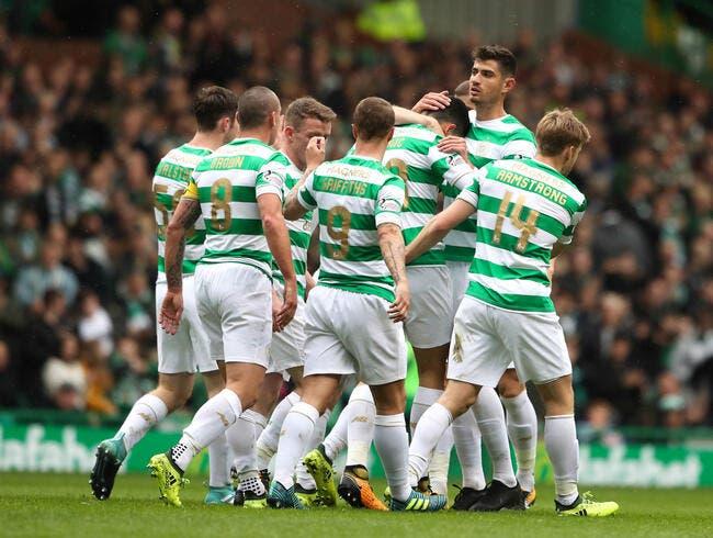 Rangers - Celtic : 0-2