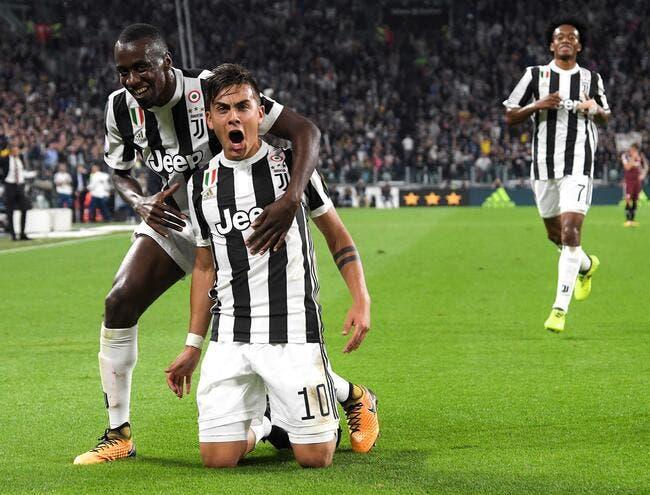 Serie A : La Juventus écrase le Torino dans le derby