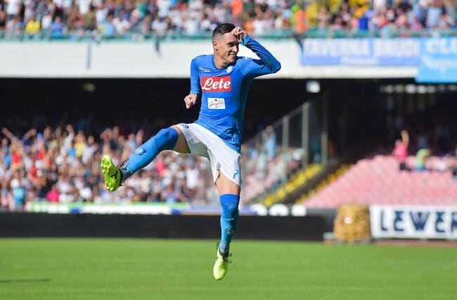 Serie A : Naples continue son sans-faute à SPAL