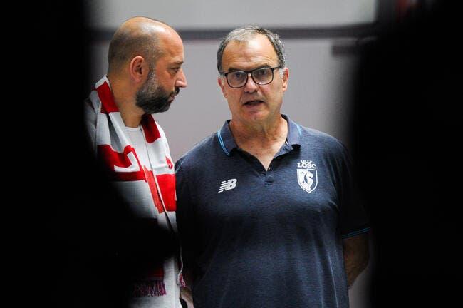 LOSC : Marcelo Bielsa peut dormir tranquille, son patron ne craque pas