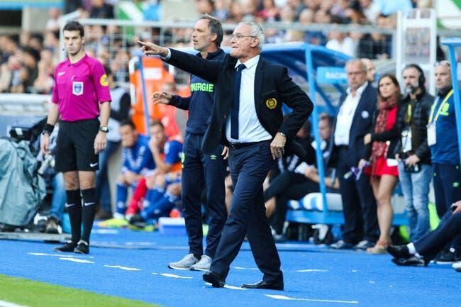 Nantes : Un début de saison record pour Claudio Ranieri