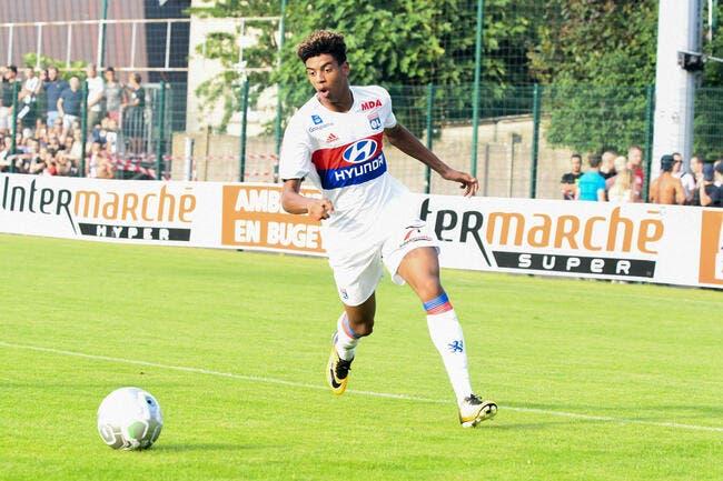 Geubbels entre dans l'histoire de la Ligue 1 — OL