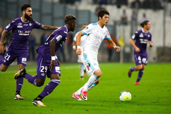OM : Rami avoue que le 4-2-3-1 change la vie à Marseille