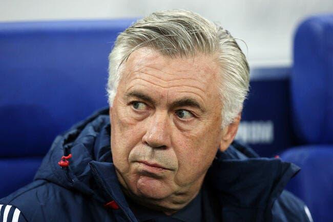 PSG : Ancelotti avoue avoir honte d'une petite chose après son passage au PSG