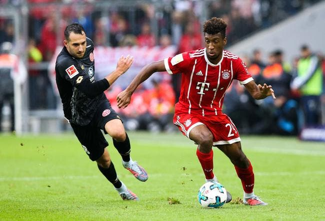PSG : Revenir au Parc avec le Bayern, Coman en rêvait