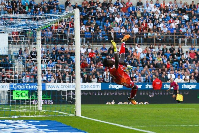 Strasbourg : Laurey a la rage à cause d'un but de Bundesliga