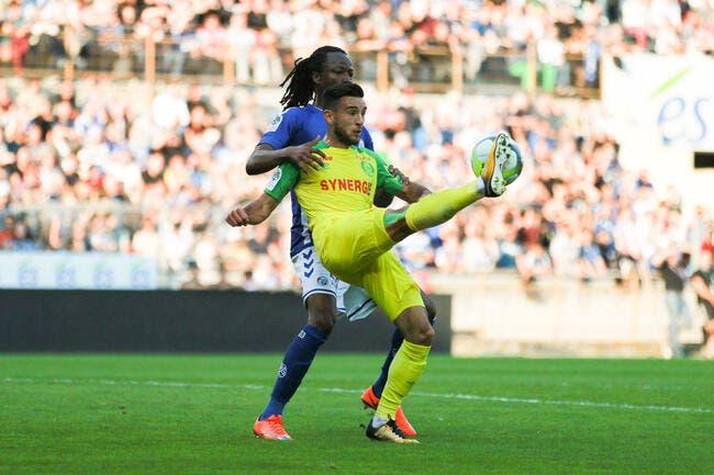 Strasbourg - Nantes : 1-2