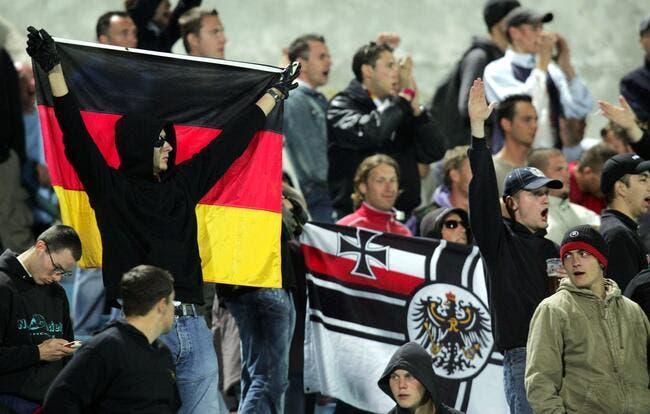 All : Dortmund balance une vidéo musclée contre les néo-nazis