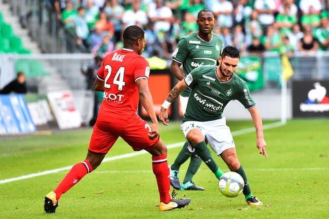 ASSE : Cabella a la rage après le non-match des Verts