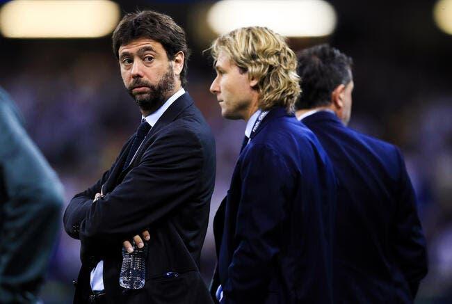 Eur : Le président de la Juventus suspendu 1 an pour une très sale affaire