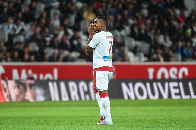 Malcom prolonge (officiel) — Girondins de Bordeaux