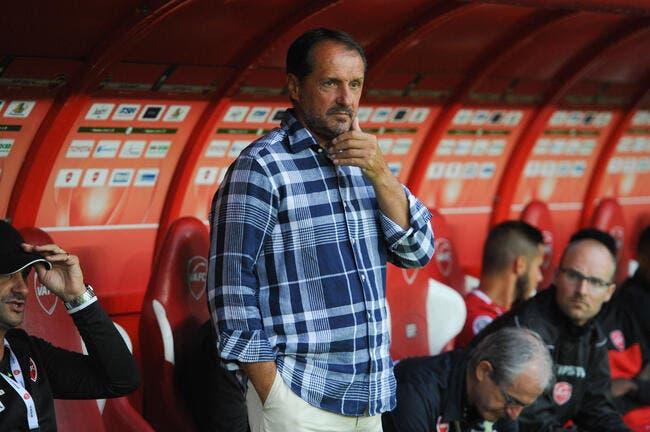 L2 : Valenciennes vire Faruk Hadzibegic