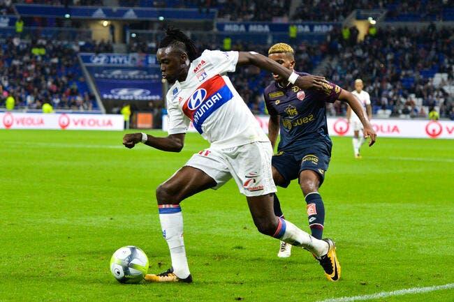 OL : Bertrand Traoré joue carte sur table avec Lyon