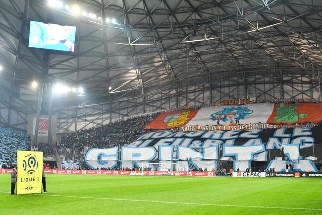 OM-PSG : Les supporters refusent un tifo de gala demandé par Eyraud