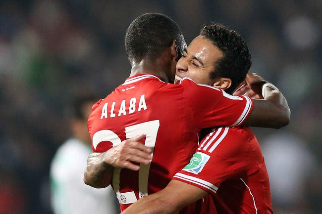 Alaba et Thiago seront présents avec le Bayern — PSG