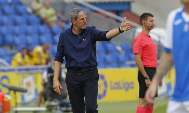 Las Palmas : l'entraîneur préfère en rester là