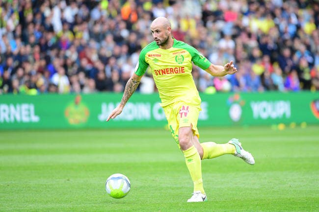 Nantes : Pallois rejoint Diego Carlos à l'infirmerie
