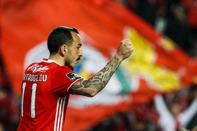 OM : Mitroglou demande à Garcia d'accélérer son retour !