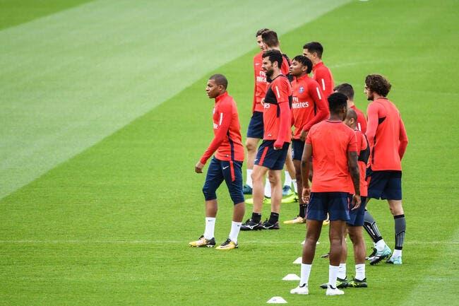 PSG: L'équipe probable face au Bayern Munich