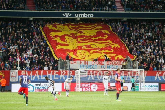 SMC : Rennes met en colère les supporters de Caen