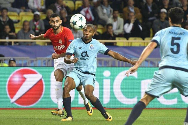 Monaco corrigé par Porto à Louis-II