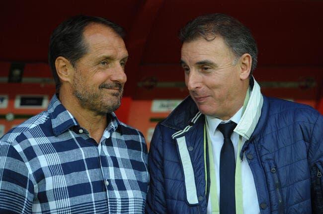 L2 : Cette fois Faruk Hadzibegic est bien suspendu par Valenciennes